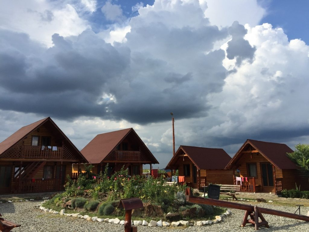 Camp in Cârtisoara